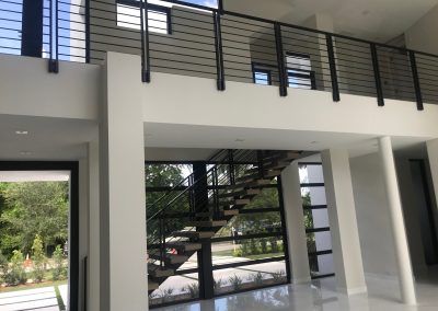 Modern Stairs, Central Beam Stair , Oxford Company